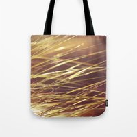 Between The Blades Tote Bag