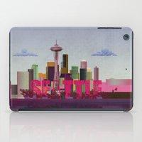 Seattle iPad Case