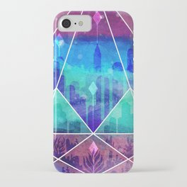 Clear iPhone Case - The Lost City - littleclyde