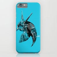 iPhone & iPod Case featuring Twitterdactyl by Jason St. Peter