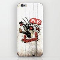 FLY! iPhone & iPod Skin