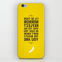 I'll be your mirror iPhone & iPod Skin
