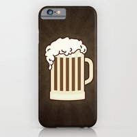iPhone & iPod Case featuring BEER solves everything by ajoo