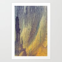 Abstractions Series 004 Art Print