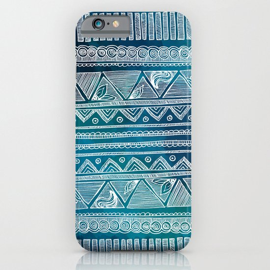 Hippie Pattern iPhone & iPod Case