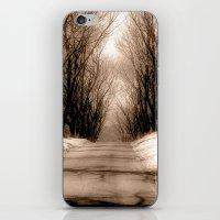 Country Lane iPhone & iPod Skin