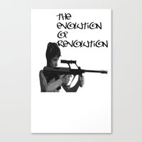 EVOLT Canvas Print