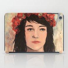 Tea Lady iPad Case