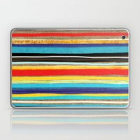 Amazing Striped Home Dec… Laptop & iPad Skin