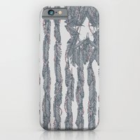 iPhone & iPod Case featuring America Feather Flag by Sitchko Igor