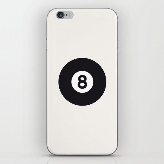 Billiard - Balls Serie iPhone & iPod Skin