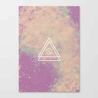Space Bound Canvas Print