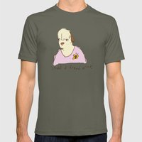 I Had A Friend Once Mens Fitted Tee Lieutenant SMALL