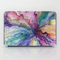 Watercolor Doodle iPad Case