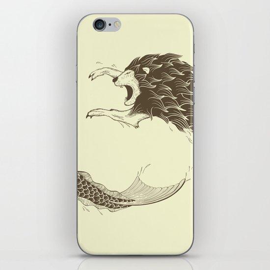 Merlion iPhone & iPod Skin