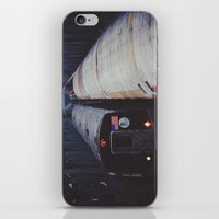 Steel Cobras  iPhone & iPod Skin