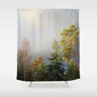 Storm Warning Shower Curtain
