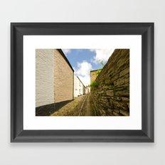 Post House Wynd Framed Art Print