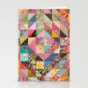 Grandma's Quilt Stationery Cards
