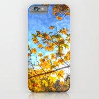 Autumn Arrives iPhone 6 Slim Case