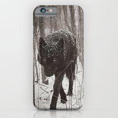Snow Wolf iPhone 6 Slim Case