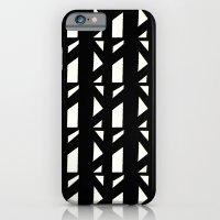 Marsman Black & White Pattern iPhone 6 Slim Case