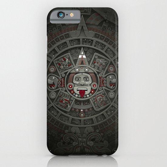 Stone of the Sun I. iPhone & iPod Case
