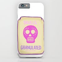 iPhone & iPod Case featuring Sugar Skulls by Deesign