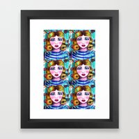 Abbey Strictnine Framed Art Print