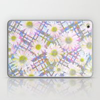 Daisy Plaid Laptop & iPad Skin