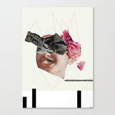 you got it all backwards. Canvas Print