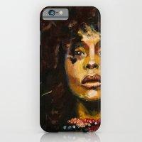 Erykah Badu iPhone 6 Slim Case