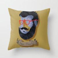 IDEA NEST Throw Pillow