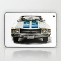 CLASSIC CAR LOVE Laptop & iPad Skin