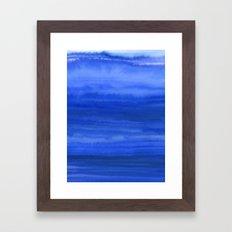 Waves - Ocean  Framed Art Print