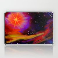 Cosmos Nebula Laptop & iPad Skin
