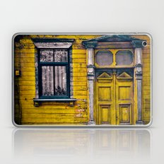The Yellow House Laptop & iPad Skin
