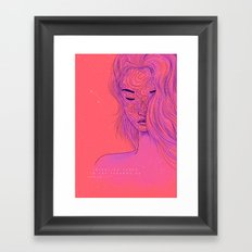 Intention Framed Art Print