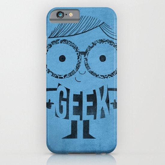 GEEK iPhone & iPod Case