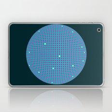 Sphere Blue Laptop & iPad Skin