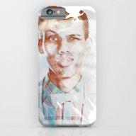 Stromae (Watercolor) iPhone 6 Slim Case