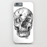 iPhone & iPod Case featuring Fissure 2 by René Campbell