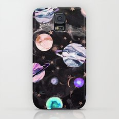 Marble Galaxy Slim Case Galaxy S5