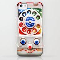 Retro Vintage Smiley Kid… iPhone 5c Slim Case