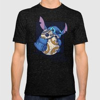 Chew Toy Mens Fitted Tee Tri-Black SMALL