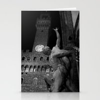 Florence the Beautiful Stationery Cards