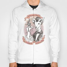 The Unexpected Liaison Hoody