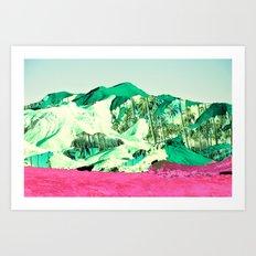 Gilligan! Art Print