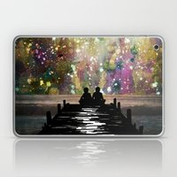 The Universe Was Ours Laptop & iPad Skin