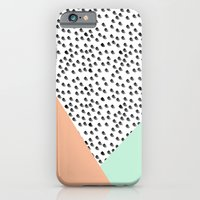 Mod Palm Springs - Abstract iPhone 6 Slim Case